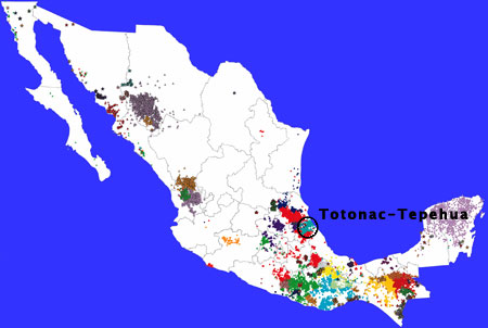 Totonacan languages Language Documentation Research Cluster